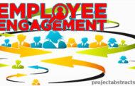 Engagement des employés (projet de gestion)   ProjectAbstracts.com - Idées de projets et téléchargements
