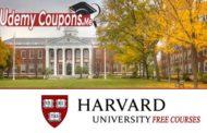 Cours gratuits de Harvard en ligne | 65 cours gratuits
