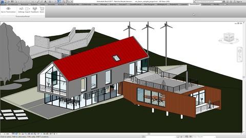 Revit Architecture Complete Beginner Training - Cours Udemy gratuits