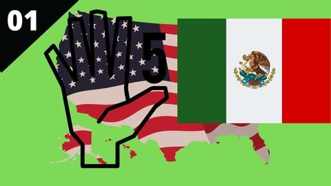 5 mots espagnol | Cours gratuit 1 pour les débutants - Cours Udemy gratuits
