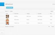 Projet de système de gestion de restaurant numérique en PHP avec code source