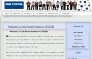 Système de portail d'emploi numérique en PHP avec code source