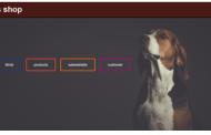 Système de gestion de boutique d'animaux en ligne Code source PHP