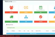 Système de réservation de bus en ligne en PHP avec code source