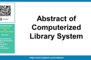 Résumé du système de bibliothèque informatisé