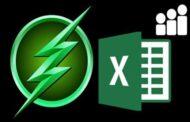 Remplir Flash dans MS Excel