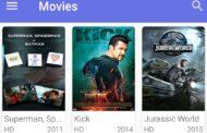 Code source Android du portail de télévision en direct et de cinéma