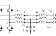 Amortissement RC virtuel des convertisseurs de source de tension filtrés par LCL avec compensation harmonique sélective étendue (projet électrique)