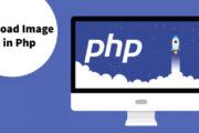 Comment télécharger une image dans Php et stocker dans une base de données