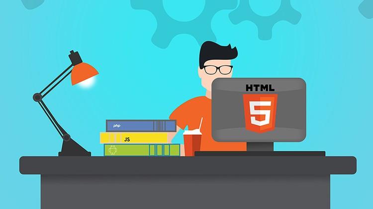 Cours d'apprentissage HTML5 et HTML aussi vite que possible - Téléchargez les cours Udemy gratuitement