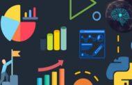 Visualisation des données dans Python Masterclass ™: du débutant au professionnel