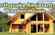 Maison en bois résistante aux tremblements de terre (projet civil)