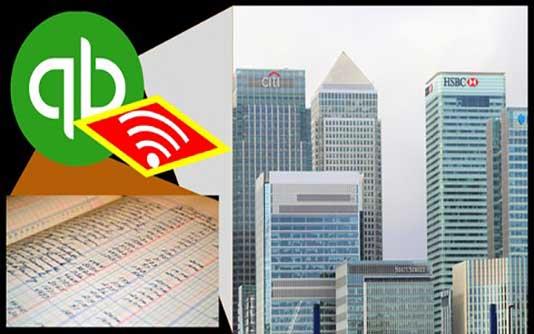 QuickBooks en ligne - Flux bancaires et flux de cartes de crédit