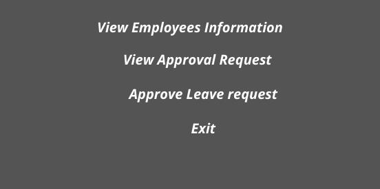 Système de gestion des congés des employés en Python avec code source