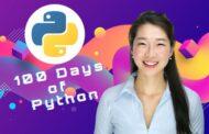 100 jours de code - Le bootcamp complet de Python Pro pour 2021