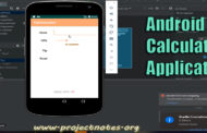 Application de calcul de pointe Android avec code source