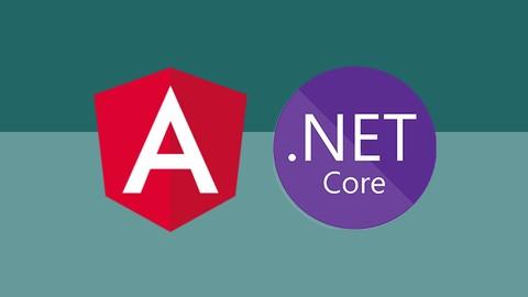 Créez une application avec ASPNET Core et Angular à partir de zéro - Téléchargez des cours Udemy gratuitement