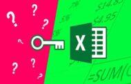 Excel Basics 2020 + Advanced dans Ms Excel 2019 et Office 365