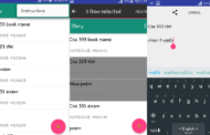 Application de journal intelligent dans Android avec code source