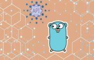 Développement d'API de microservices basés sur REST en Go Lang
