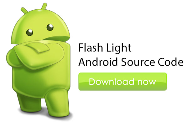 Code source Android Flash Light