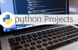 Projets Python pour les débutants avec le code source