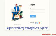 Système de gestion d'inventaire simple en PHP avec code source