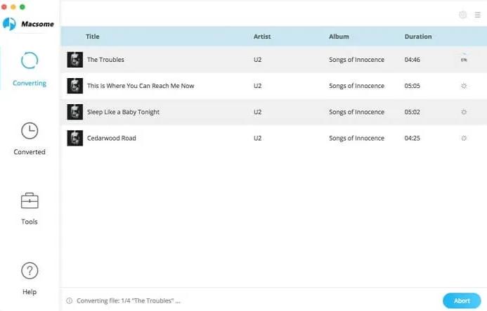 Lire Apple Music sur Roku à l'aide de Music Converter