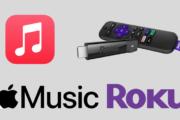 Comment diffuser de la musique Apple sur Roku