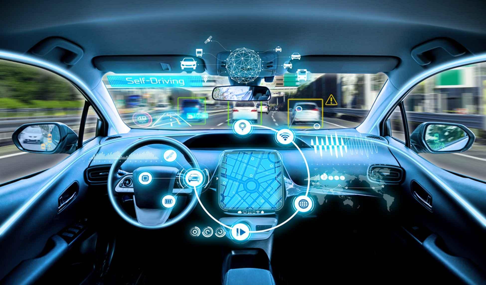 Digital Car Cockpit : 3 principales tendances d'infodivertissement à surveiller