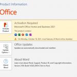 Téléchargez Microsoft Office Famille et Petite Entreprise 2021 pour PC