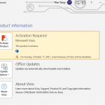 Téléchargez Visio Professionnel 2021 à partir de Microsoft (version d'essai)