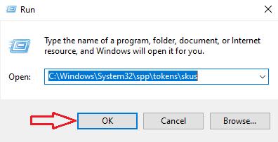 Références Windows 10 Entreprise