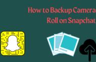 Comment sauvegarder la pellicule sur Snapchat